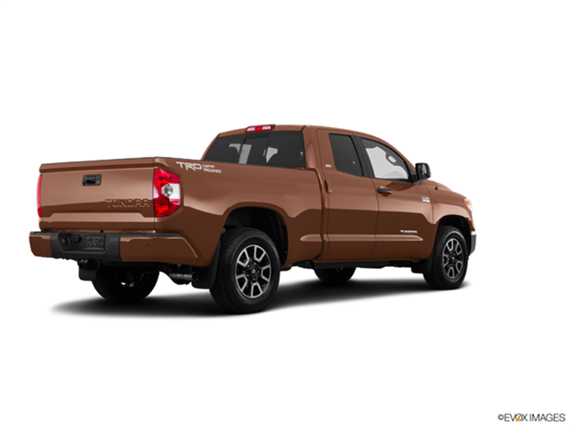 New Car 2017 Toyota Tundra Double Cab Limited