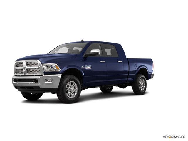 New Car 2017 Ram 2500 Mega Cab SLT
