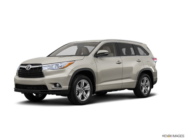 Top Expert Rated Crossovers of 2016 - 2016 Toyota Highlander