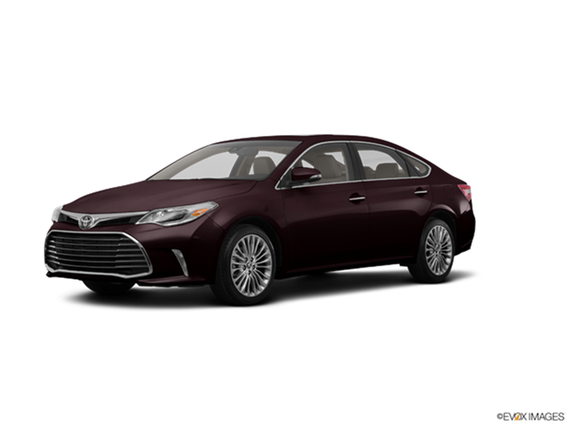 New Car 2017 Toyota Avalon Limited