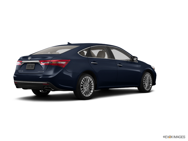 New Car 2018 Toyota Avalon Limited