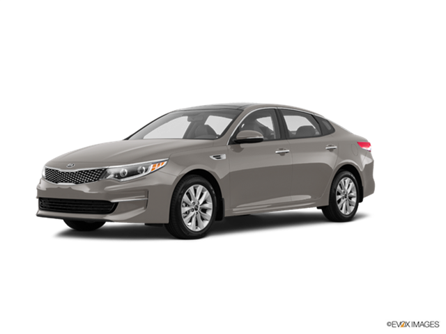 New Car 2017 Kia Optima Limited