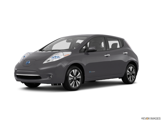 Most Popular Electric Cars of 2017 - 2017 Nissan LEAF