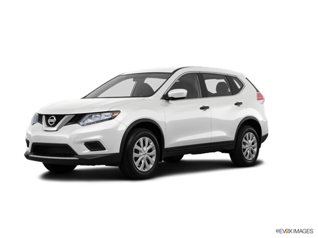 Extended Warranty For Used Cars >> 2016 Nissan Rogue | Kelley Blue Book