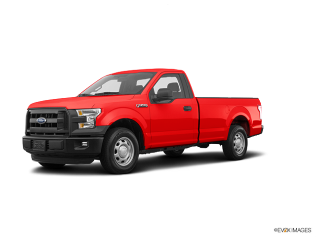 Top Expert Rated Trucks of 2016 - 2016 Ford F150 Regular Cab