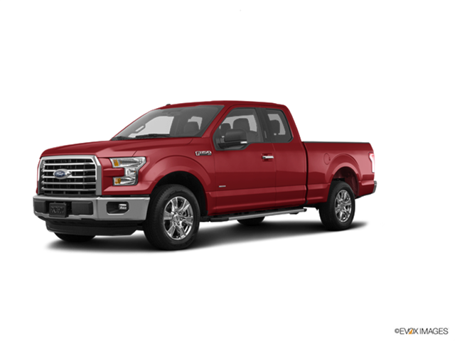 2018 ford f150 super cab xlt new car prices kelley blue book. Black Bedroom Furniture Sets. Home Design Ideas