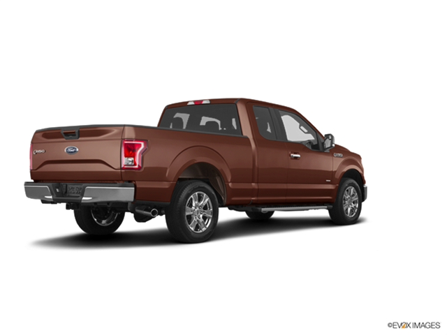 New Car 2017 Ford F150 Super Cab XLT