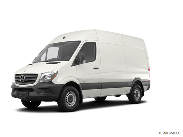 Mercedes benz sprinter 3500 cargo new and used mercedes for Mercedes benz sprinter cost
