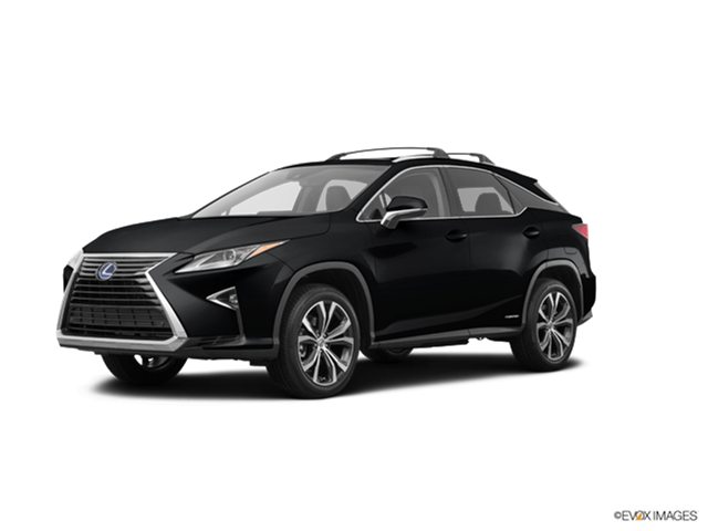Best Safety Rated Hybrids of 2017 - 2017 Lexus RX
