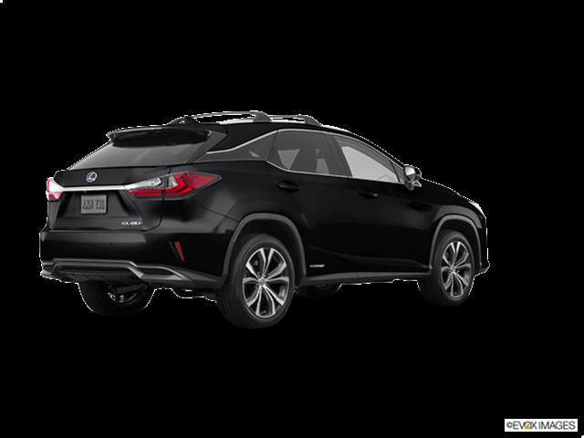 New Car 2018 Lexus RX RX 450h ...