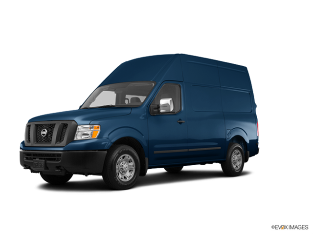 Highest Horsepower Vans/Minivans of 2017 - 2017 Nissan NV2500 HD Cargo