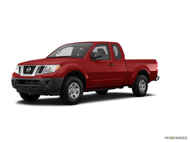 New Car 2017 Nissan Frontier King Cab S