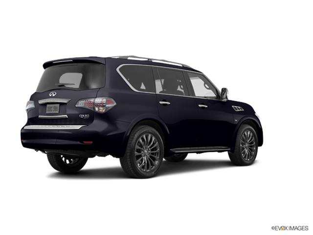 New Car 2017 INFINITI QX80 Limited
