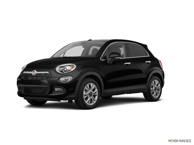 New Car 2018 FIAT 500X Pop Blue Sky Edition