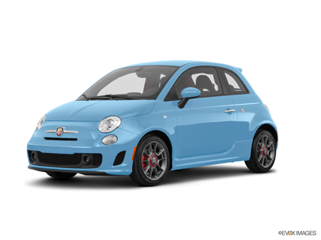 Most Popular Coupes of 2016 - 2016 FIAT 500 Abarth