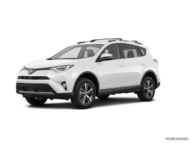2017 toyota rav4 xle new car prices kelley blue book. Black Bedroom Furniture Sets. Home Design Ideas
