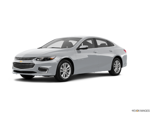 New Car 2018 Chevrolet Malibu Hybrid