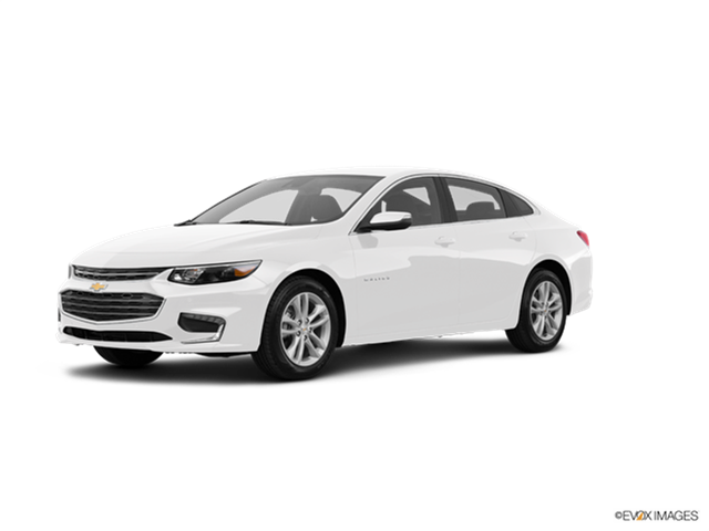 2016 Chevrolet Malibu Kelley Blue Book