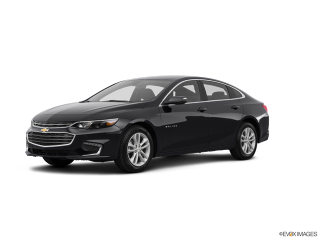 New Car 2017 Chevrolet Malibu LT