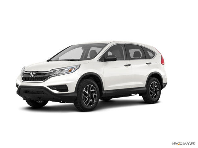 2016 Honda CRV  Kelley Blue Book