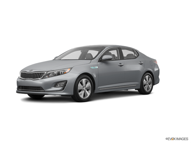 Best Safety Rated Hybrids of 2016 - 2016 Kia Optima Hybrid