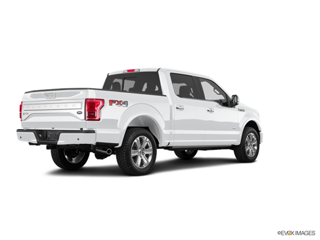 2017 ford f150 supercrew cab platinum new car prices kelley blue book. Black Bedroom Furniture Sets. Home Design Ideas