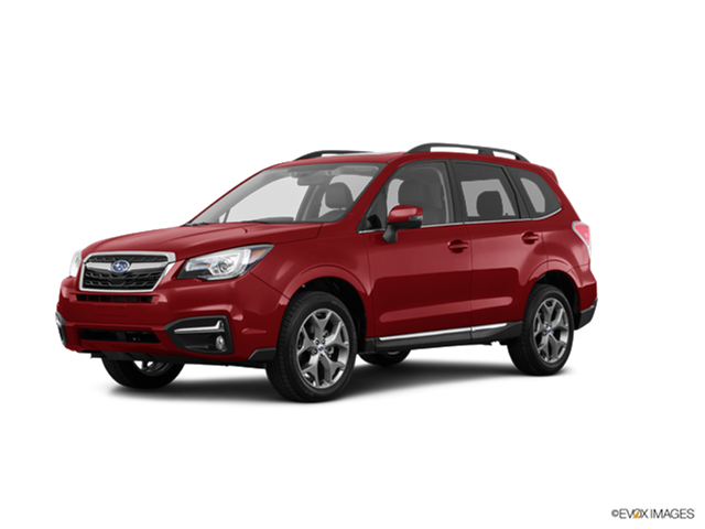 Most Fuel Efficient SUVs of 2018 - 2018 Subaru Forester