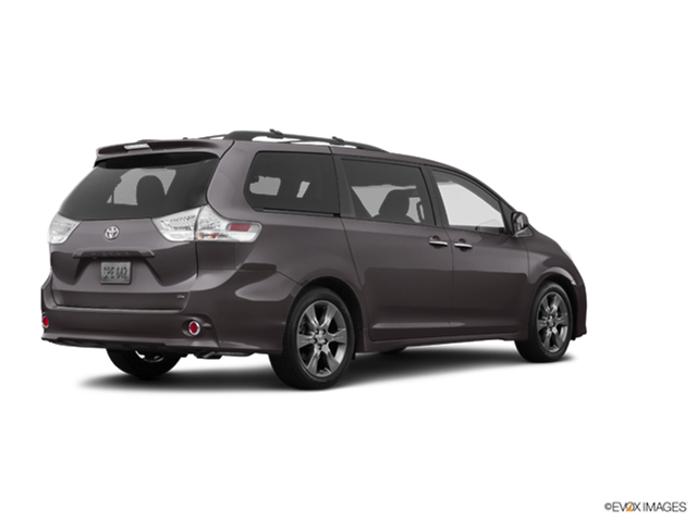 New Car 2017 Toyota Sienna SE Premium