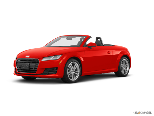 Top Consumer Rated Convertibles of 2017 - 2017 Audi TT