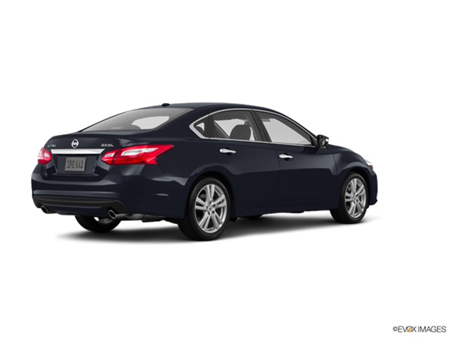 New Car 2017 Nissan Altima 3.5 SL (2017.5)