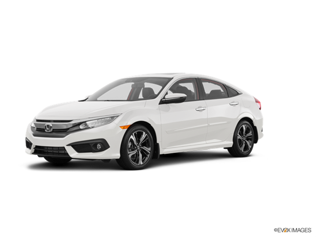 2018 Honda Civic Touring New Car Prices | Kelley Blue Book