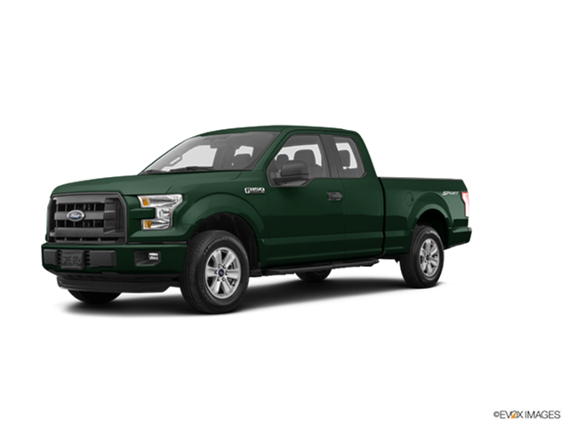 Best Safety Rated Trucks of 2016 - 2016 Ford F150 Super Cab