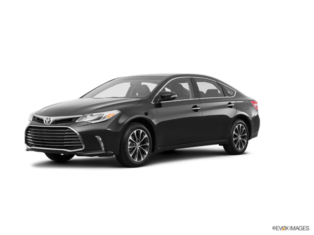 Best Safety Rated Sedans of 2017 - 2017 Toyota Avalon