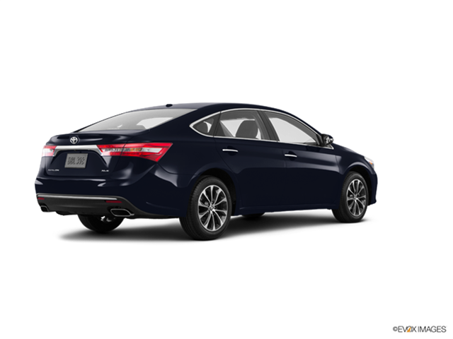 New Car 2017 Toyota Avalon XLE