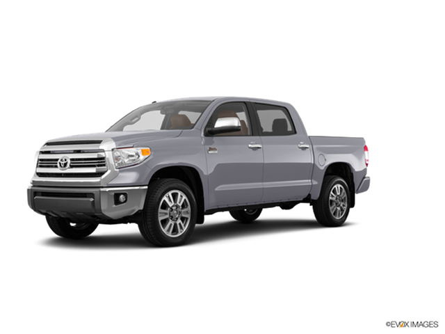 New Car 2017 Toyota Tundra CrewMax 1794 Edition