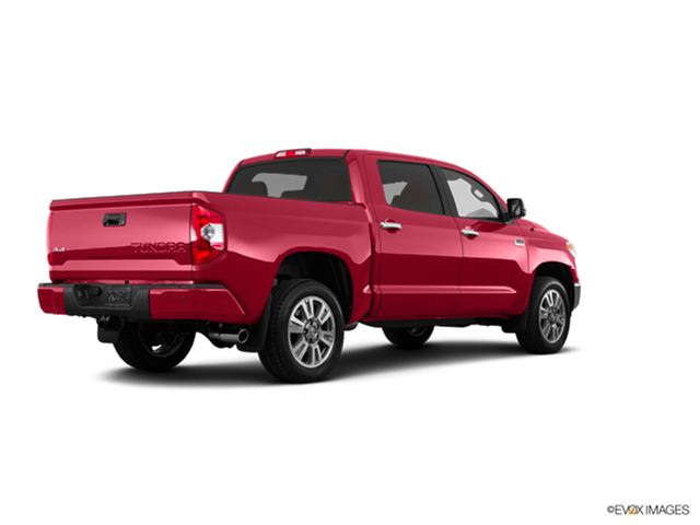 New Car 2018 Toyota Tundra CrewMax 1794 Edition