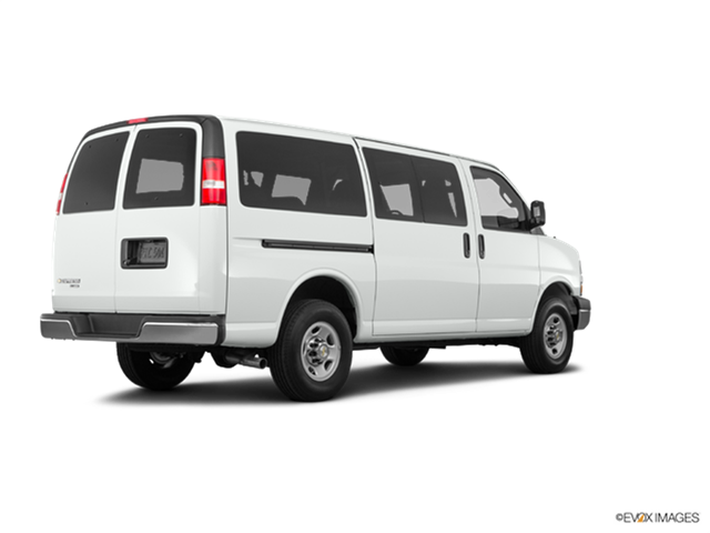 New Car 2017 Chevrolet Express 2500 Passenger LS