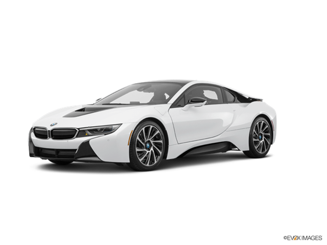 New Car 2017 BMW i8