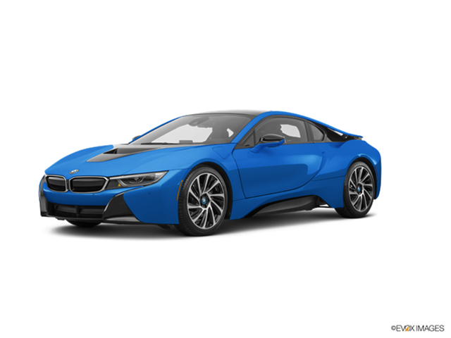 Highest Horsepower Electric Cars of 2016 - 2016 BMW i8