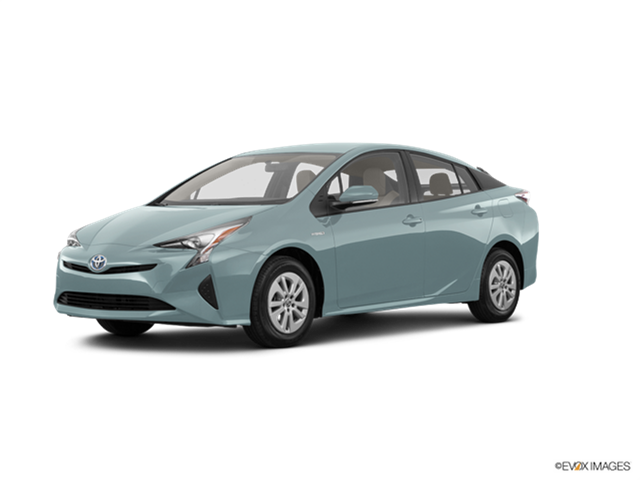 Best Safety Rated Sedans of 2018 - 2018 Toyota Prius