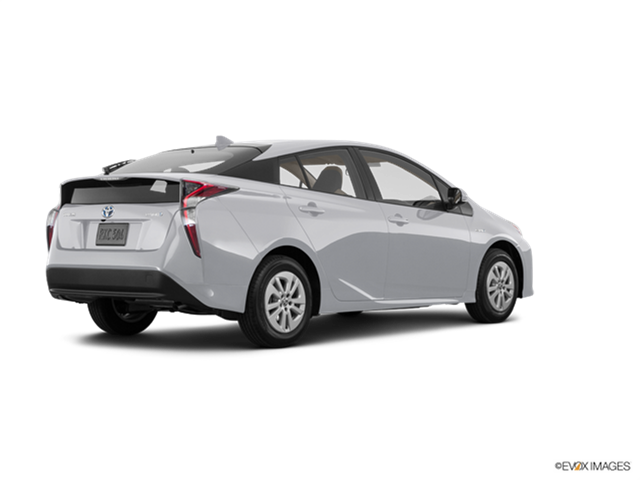 New Car 2017 Toyota Prius One
