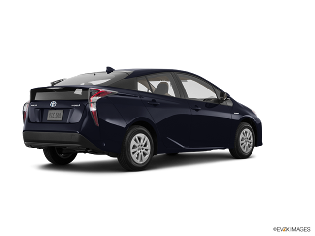 New Car 2018 Toyota Prius Two