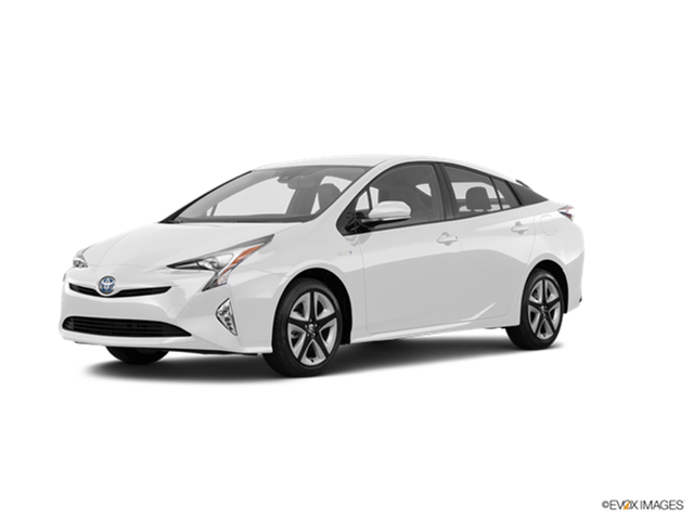 Best Safety Rated Hybrids of 2017 - 2017 Toyota Prius