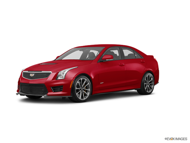 New Car 2017 Cadillac ATS-V