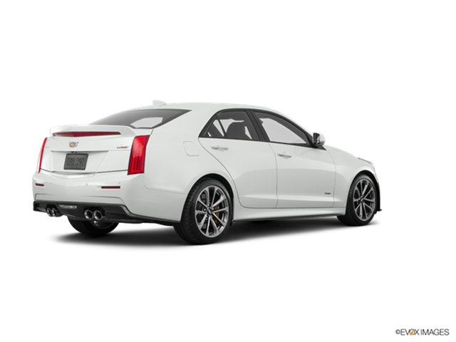 2018 cadillac ats v new car prices kelley blue book. Black Bedroom Furniture Sets. Home Design Ideas