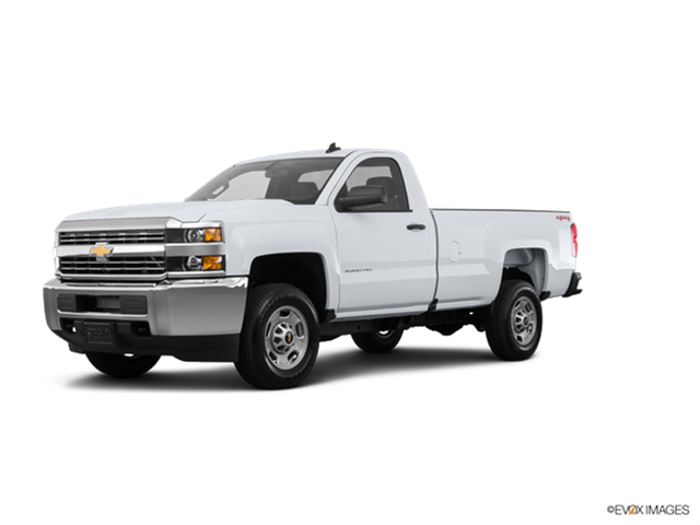 New Car 2017 Chevrolet Silverado 2500 HD Regular Cab Work Truck