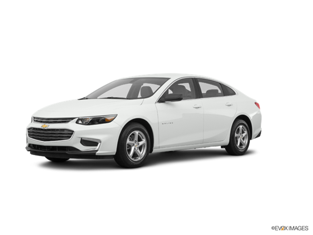 2017 Chevrolet Malibu L New Car Prices Kelley Blue Book