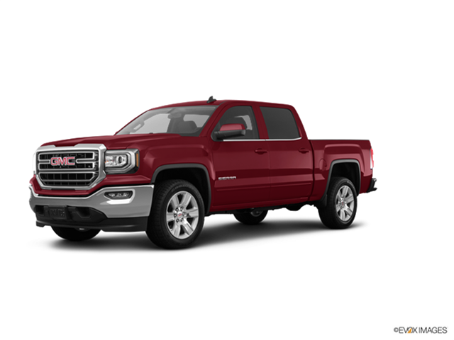 Best Safety Rated Trucks of 2016 - 2016 GMC Sierra 1500 Crew Cab
