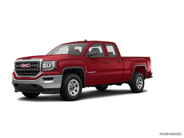 Most Fuel Efficient Trucks of 2018 - 2018 GMC Sierra 1500 Double Cab