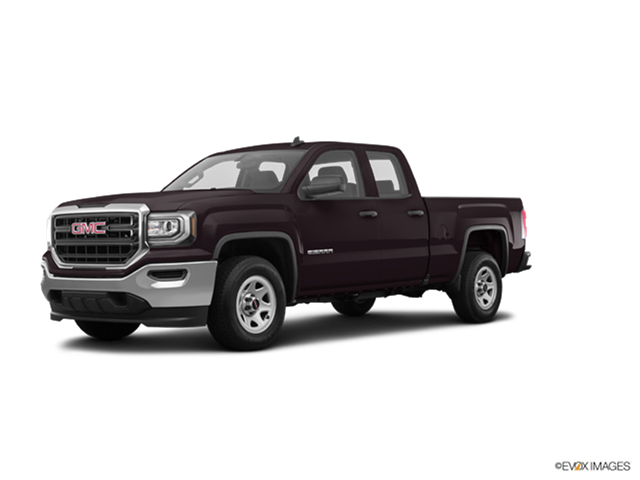 New Car 2017 GMC Sierra 1500 Double Cab
